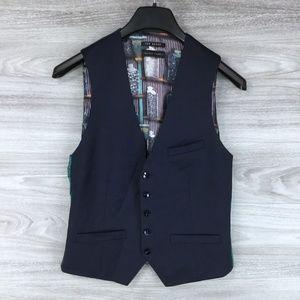 Ted Baker London Debonair Suit Waistcoat
